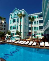 Hotel Es Vive Ibiza, Spain