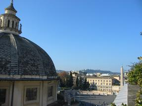 Hotel de Russie Rome, Italy