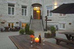 The von Stackelberg Hotel, Tallinn Tallin, Estonia