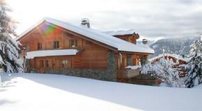 Chalet Solmai Verbier, Switzerland