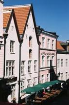 Merchant's House hotel Tallin, Estonia