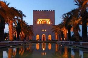 Ksar Char Bagh Marrakech, Morocco