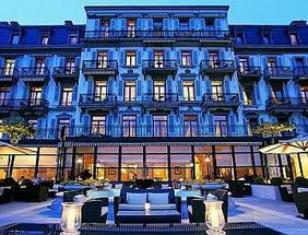 Hôtel des Trois Couronnes MontreuxVevey, Switzerland
